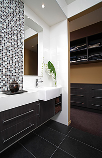 Bathroom Interior Photography
